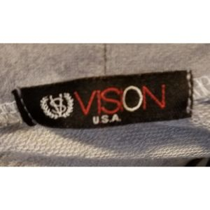 VISION USA Tops - Vision USA hi low top